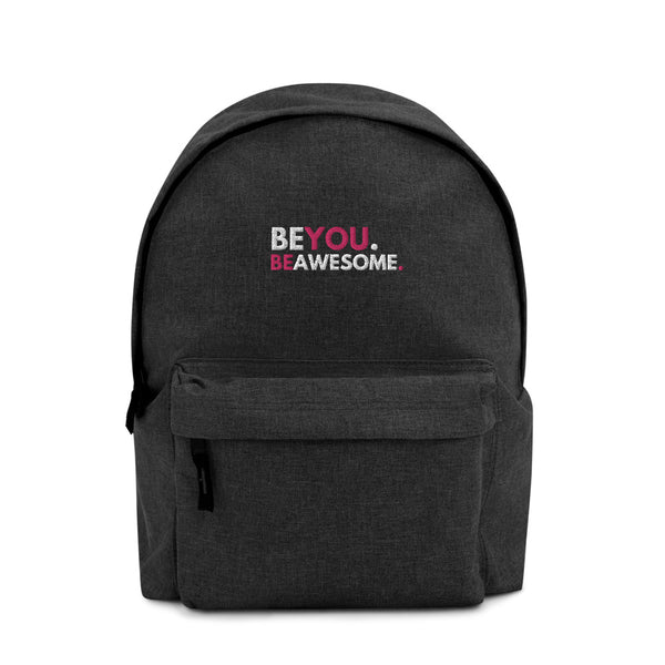 Be You. Be Awesome (DJ Raphi) - Bag (Pink)