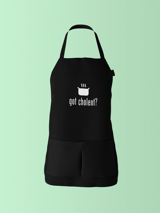 Got Cholent? - Goldy's - Apron