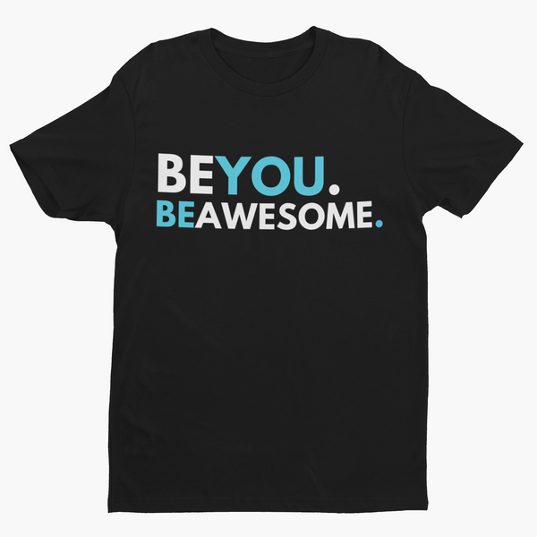 Be You. Be Awesome (DJ Raphi) - Unisex T-shirt