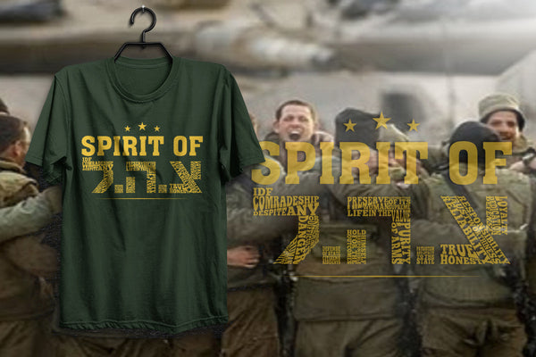 Spirit Of The Israel Defense Forces (Tzahal)