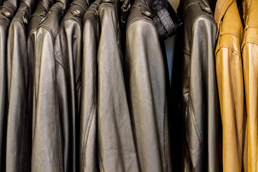 Storing Your Leather Pro Tips#1