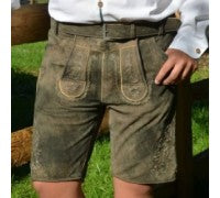 Leather Lederhosen Cleaning
