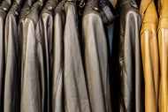 Leather Coat Cleaning Service