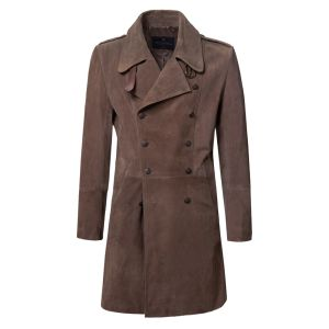 Suede coat cleaning at LeatherCareUSA.com