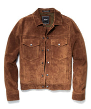Suede jacket cleaning at LeatherCareUSA.com
