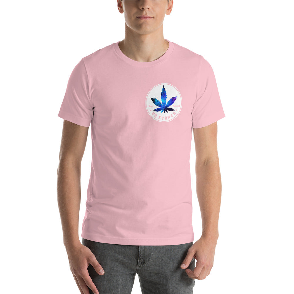 """EQ Stoner Society""  Short Sleeve T- Shirt"