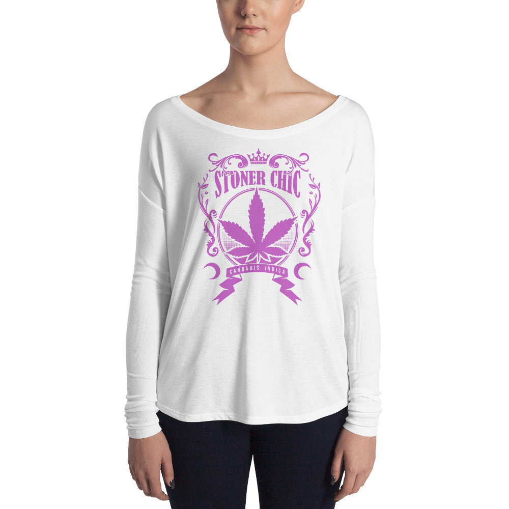 EQ Stoner Chick Long Sleeve Shirt