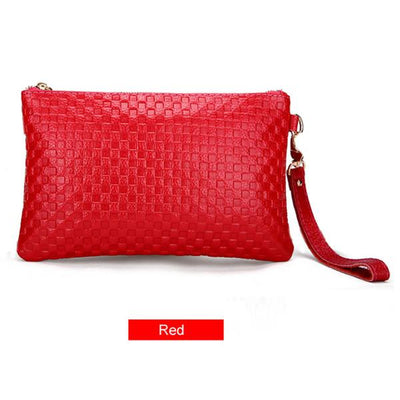 Women Bag Tassel Crossstitch Handbags