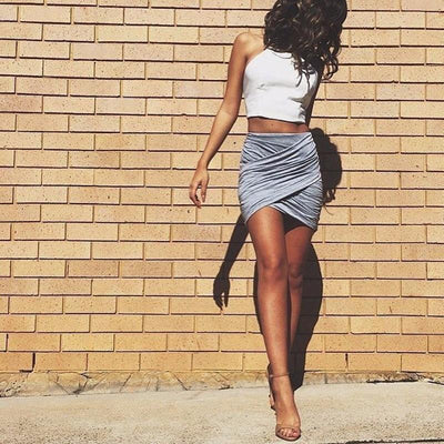 Sexy Chic High Waist Skirt