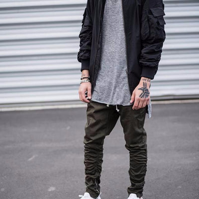 Mens Street Fashion Joggers