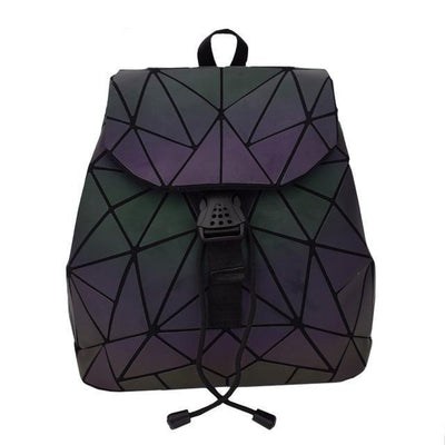 EQcreative Plus Geometric reflective luminous bag