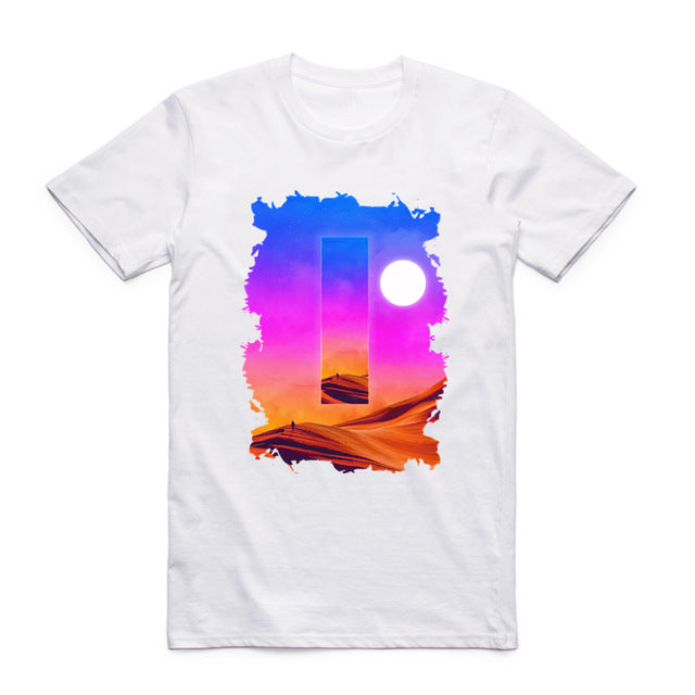 """Holy Grail"" Streetwear T shirt"
