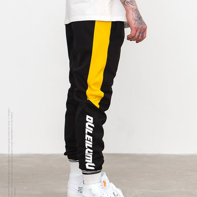 NEW Inflation Side Stripe Streetwear Joggers
