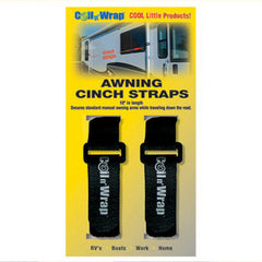 1 x10  Cinch Strap Awning Arm Safety Strap