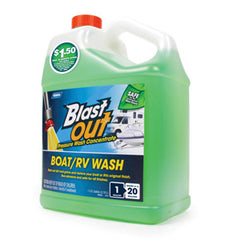 1 gal  Blast Out Boat/ RV Wash