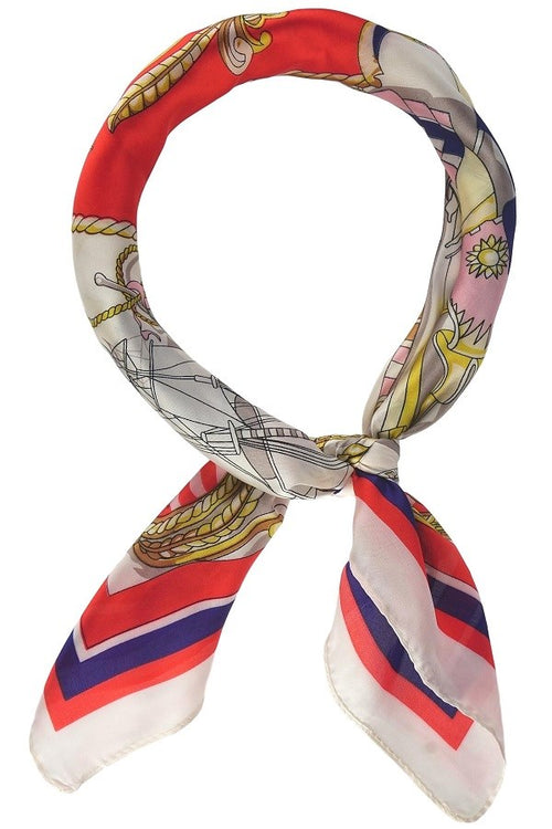 Vintage Nautical Neckerchief