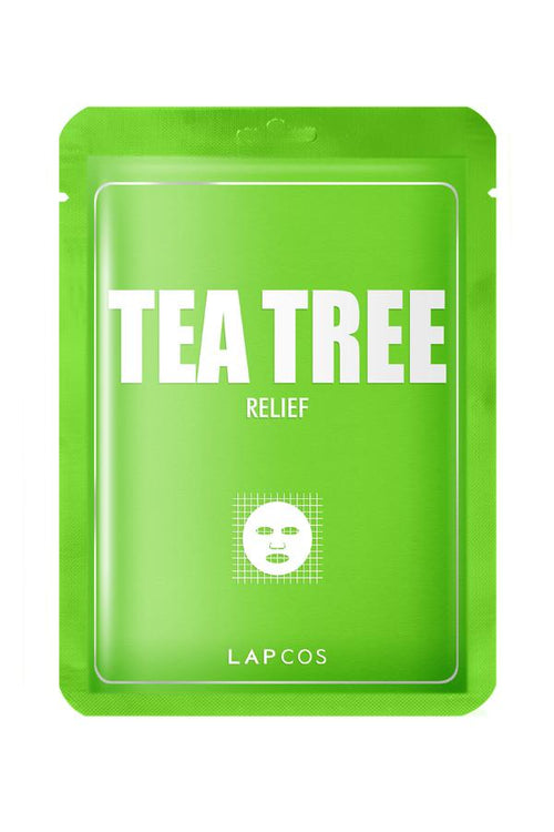 Derma Sheet Mask Tea Tree - Relief