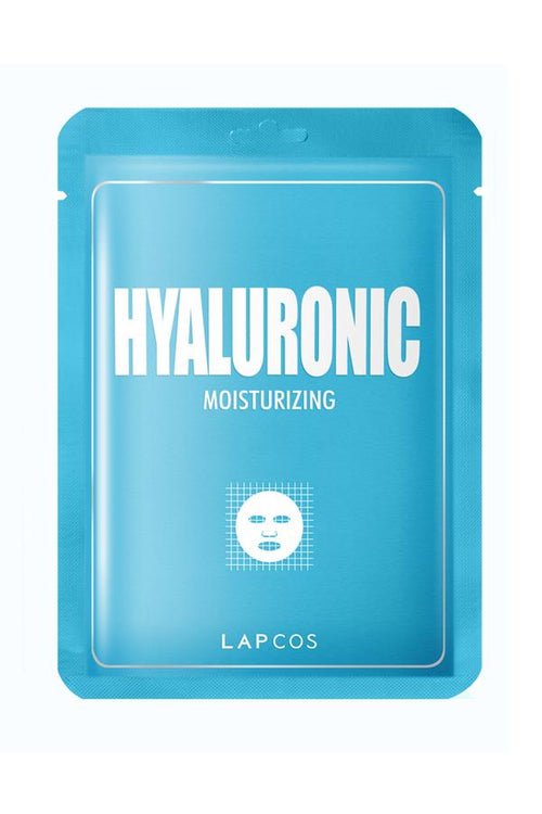 Derma Sheet Mask Hyaluronic Acid - Moisturizing