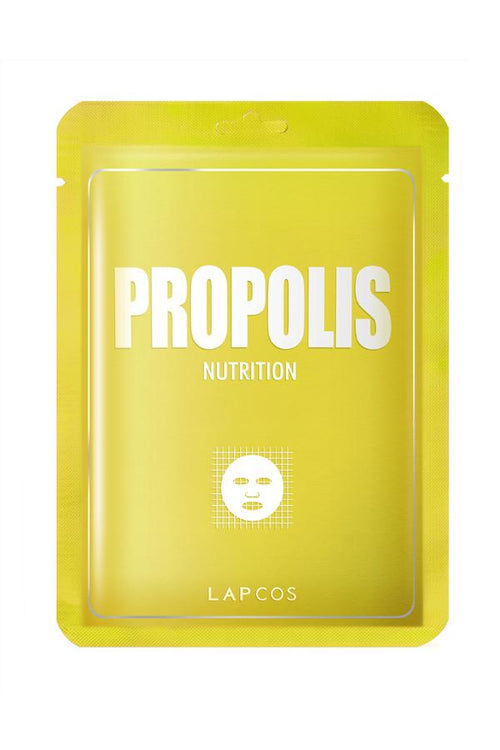 Derma Sheet Mask Propolis - Nourishing