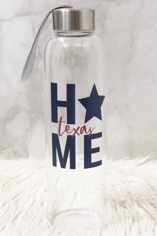 Home is Texas Tumbler