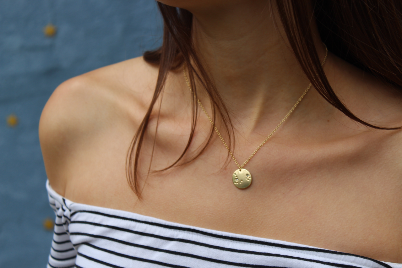 Zodiac Necklaces | Virgo
