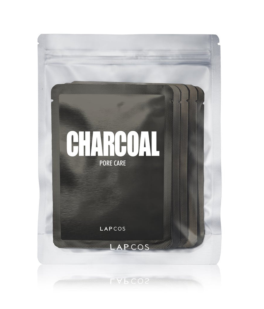 Daily Sheet Mask Charcoal - Pore Care 5 Pack