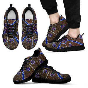 AUSSIE BLUE DOT Sneakers