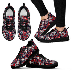 Sugar Skull Sneakers Various