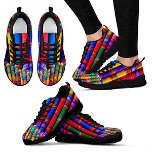 MULTI-COLORED Sneakers