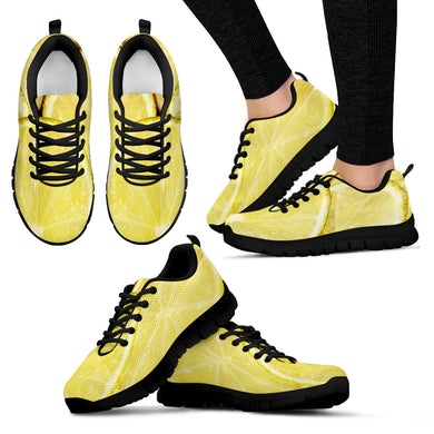 JUICY LEMON SLICE Sneakers