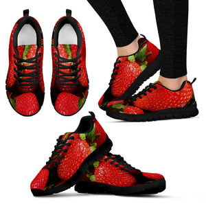 STRAWBERRIES FOREVER SNEAKERS