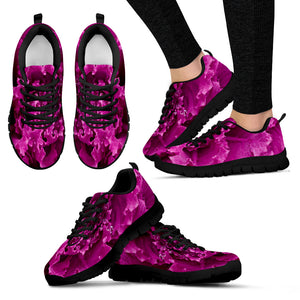 RED CABBAGE Sneakers