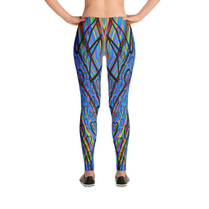 Colorful Hearts Leggings