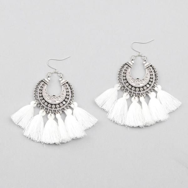 Super Victorian style earrings for classy ladies - Daily Bargain Secrets UC61