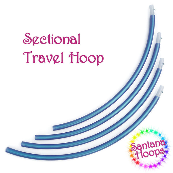 ADD-ON 4 or 5  piece Sectional Travel hula hoop