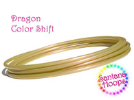 Dragon Color Shift Polypro Hula Hoop