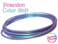 Poseidon Color Shift Polypro Hula Hoop