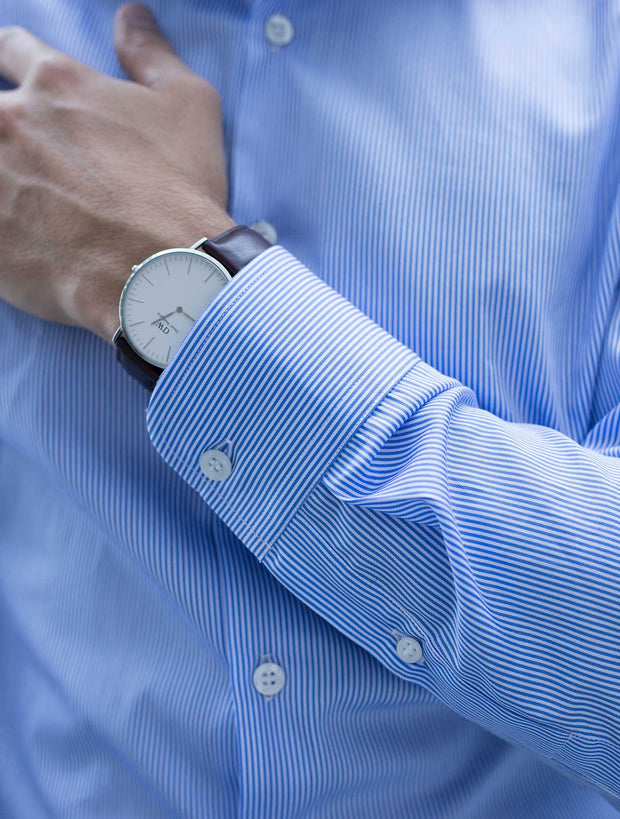NYC's Best Shirtmaker, handmade custom shirts