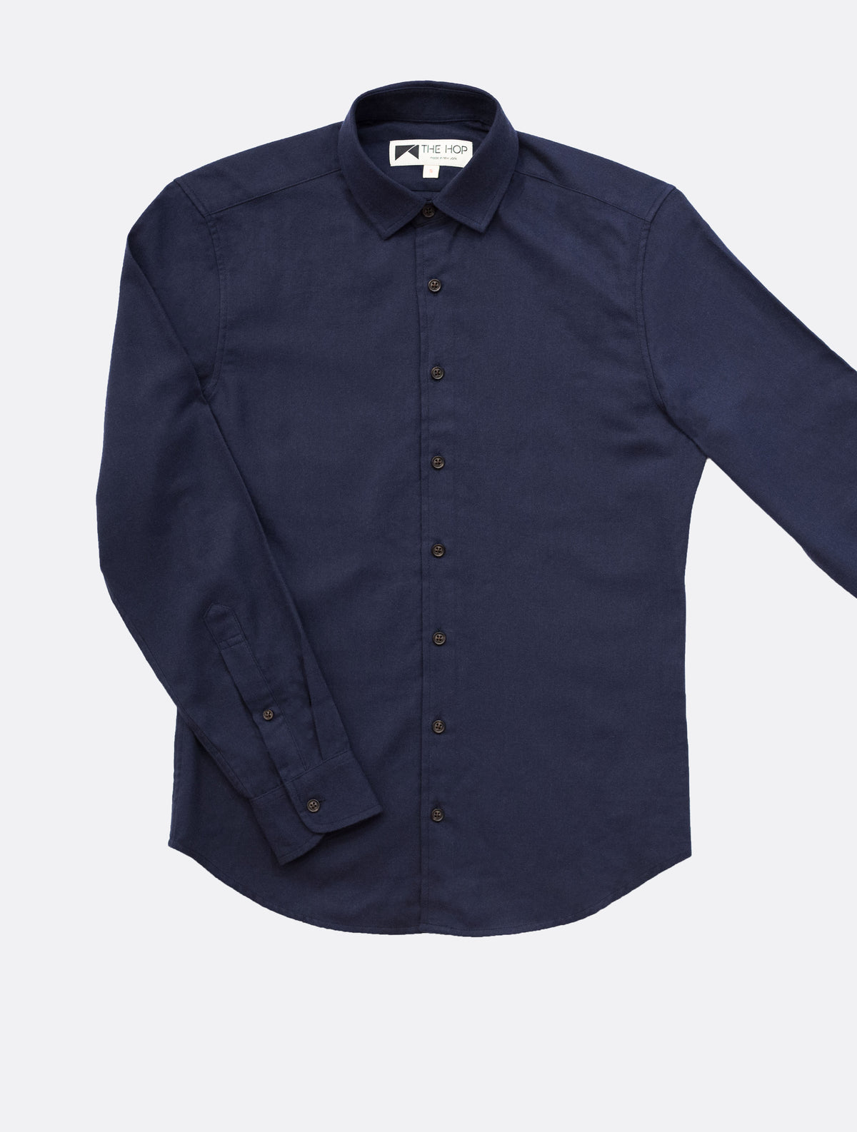 Wool Brautigan in Navy