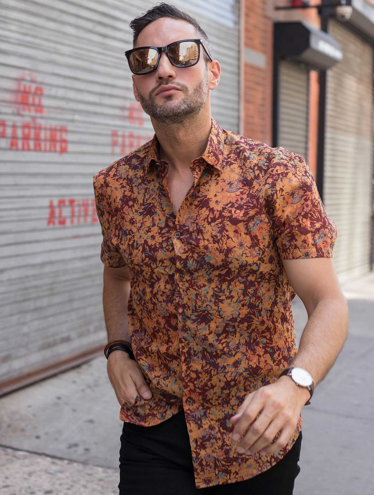 Custom Shirts handmade in NYC