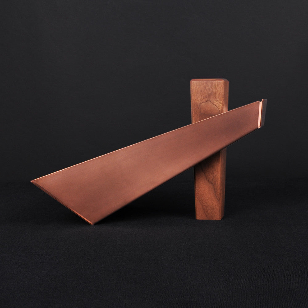 Margo | Walnut & Copper