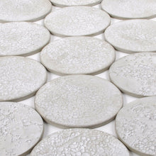 Moon Collection | Coasters - White