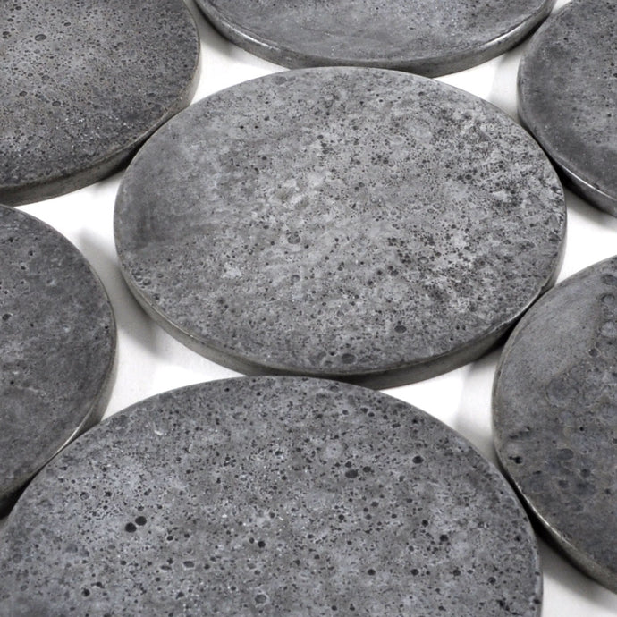 Moon Collection | Coasters - Dark Grey