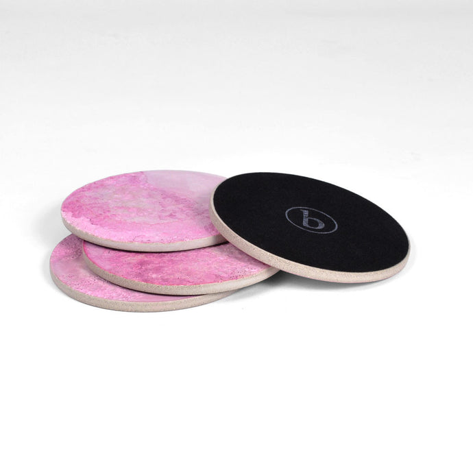 Moon Collection | Coasters in Pink