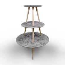 Nesting Table Tower