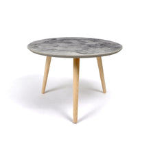 Moon Collection | Side Table 24""