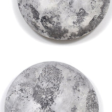 "Moon Collection | Wall Art 16"" - Grey"