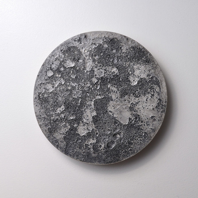 Moon Collection | Wall Art - Grey