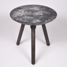 Moon Collection | Side Table - Dark Grey