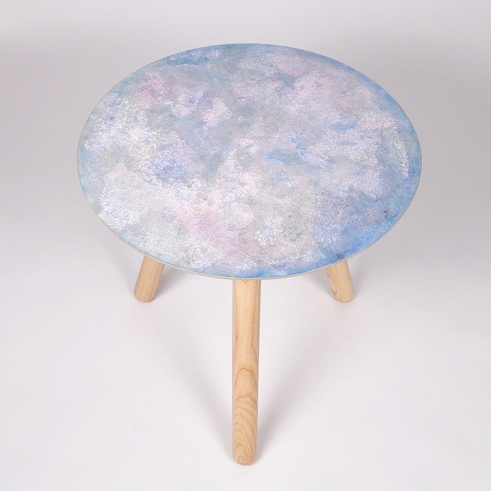 Moon Collection | Satellite Side Table - Dawn